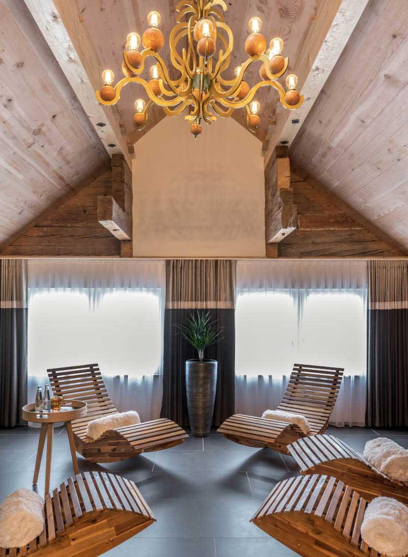 Wellness und Entspannung im Appenzell - Boutique Hotel Bären Gonten