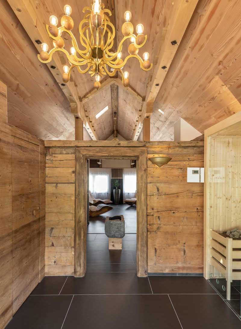 Wellness im Appenzell - Boutique Hotel Bären Gonten