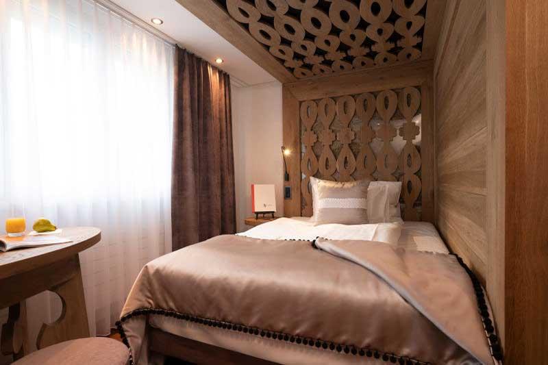 Sauna und Wellness im Appenzell - Boutique Hotel Bären Gonten - Einzelzimmer